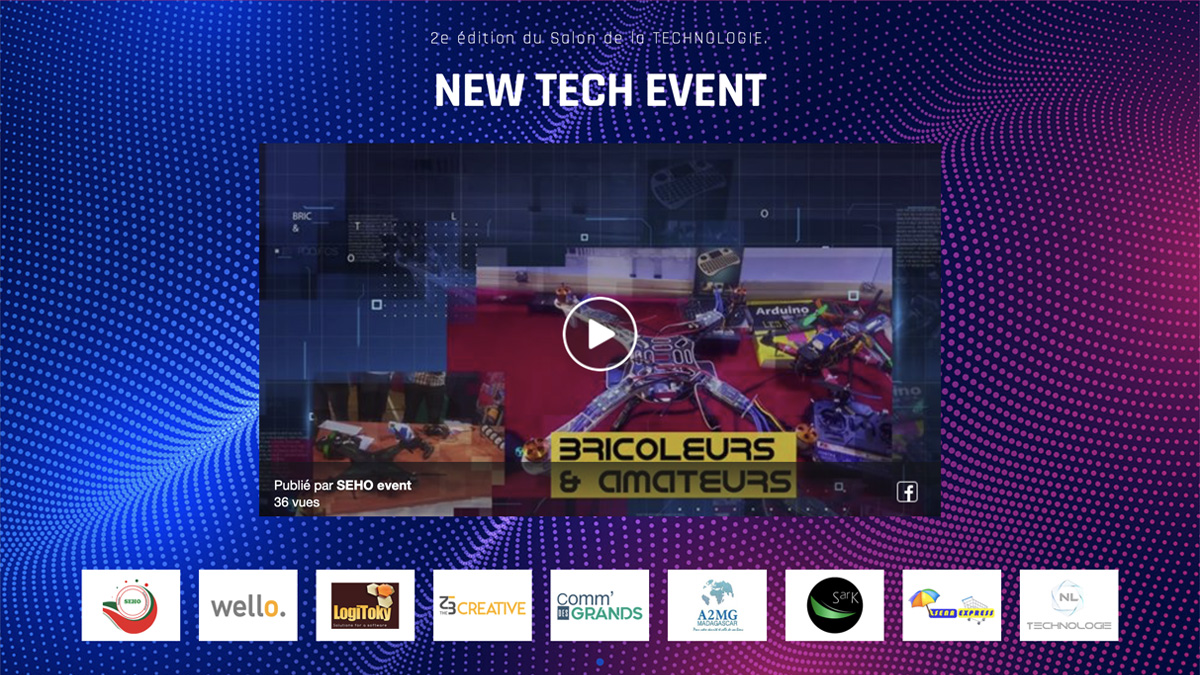 New Tech Event